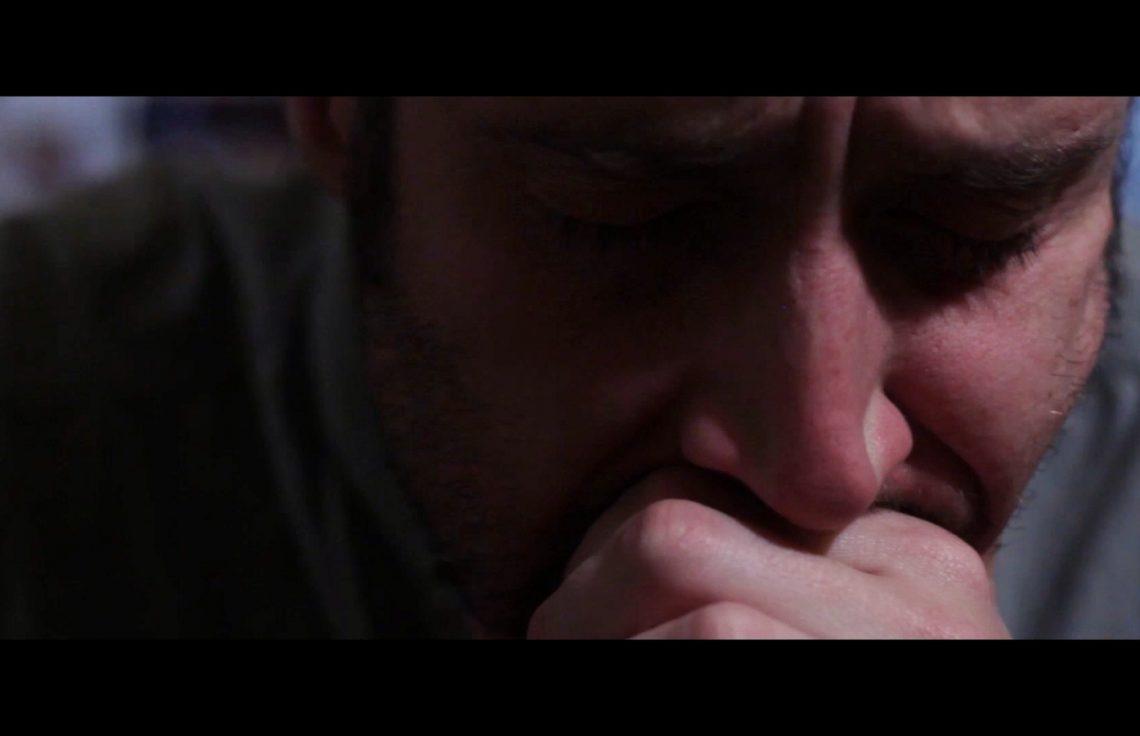 Pechmarie Film: Vater Closeup