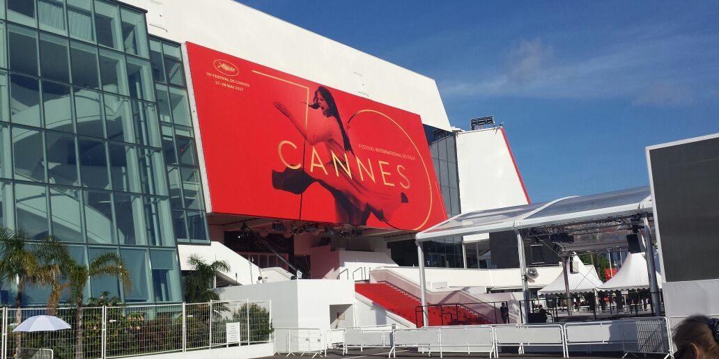 Cannes 2017: Das Festivalgelände