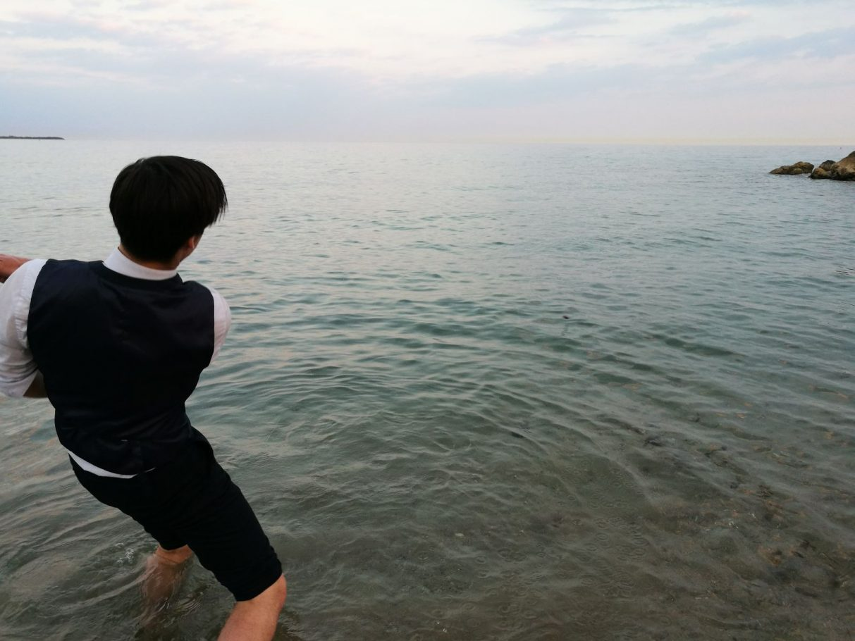 Laurenz skipping stones