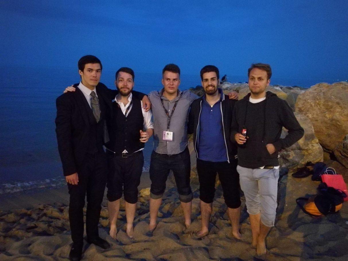 Leviathan at the beach